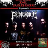 Programa Cova de Sangue - #36 - Entrevista com a banda Primordium (09.12.2017)