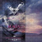 Maga – White Ocean - Burning Man 2016