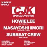 Subbeat Radio w/ Howie Lee & Iimori Masayoshi  - 21/08/2016