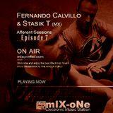 Fernando Calvillo & Stasik T @ MixOne FM -Afferent Sessions Ep 07- (September 6th, 2017) (FULL)