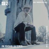 In Focus: JJ Cale - 25th April 2019