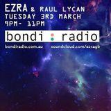 raul lycan @ bondi radio