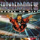 The Prophet (full 1 hour set!) @ Thunderdome '96 - Dance Or Die
