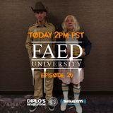 FAED University Episode 29 - 10.31.18