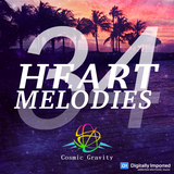 Cosmic Gravity - Heart Melodies 034 (January 2017)