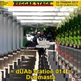dUAb station 014 - Dubmasta @ Street Music Day, Kyiv, Ukraine 20-05-2017
