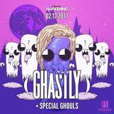 Ghastly + Special Ghouls Live@Exchange LA 17 Feb 2017