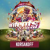 Korsakoff @ Intents Festival 2017
