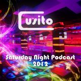 Cusito - Saturday Night Podcast 002 (14-01-2012)