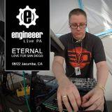 Eternal Live PA Set August 22, 2015