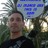 Best EDM April Dj Marco Dee in the Mix (Electric Love Demo)