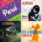 Movimientos show: Cine Liberacion, Sounds&Colours Peru special + new Uproot Andy, Toto La Momposina