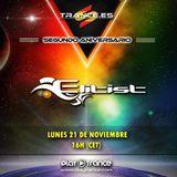 ELITIST - Guestmix @ Trance.es - 2nd anniversary celebration / Nov 2016