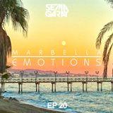 MARBELLA EMOTIONS EP.020 mixed by Sema Garay (DEEP HOUSE)