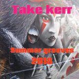 summer grooves 2018