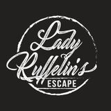 Lady Ruffelin's Escape 001 - Rufy Ghazi (BASSCAMP Festival) [20-05-2017]