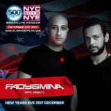 Fady & Mina – Live @ FSOE500 NYC, New Year's Eve 2018