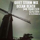 QUIET STORM MIX 12/11/2014 (DOWN TEMPO, CHILL OUT, RAINY DAY MUSIC)