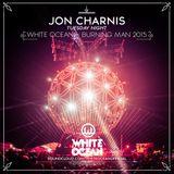 Jon Charnis – White Ocean 2015