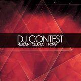 DJ CONTEST - RESIDENT CLUB DJ I FONG