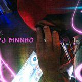Dj Binnho Mine Set fazendo a Festa