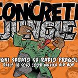 Concrete Jungle Ep.03 2018  Configa / Talib Kweli / A Tribe Called Quest / Word Hurts / Mononome