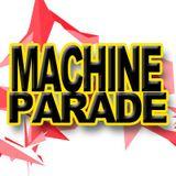 Machine Parade ON THE ROAD la classifica dance in diretta dall'INTERNET FESTIVAL 2013