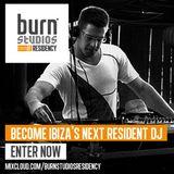 burn studio residency mix 2013