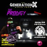 Generation X [RadioShow] pres. 'The Prodigy - No Tourists' Special @ Kniteforce Radio (15.12.2018)