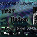 U.B.T #27 HUDSON
