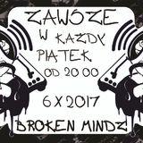 Broken Mindz Radio feat. Fonoteka [Alien & Flow]