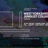 West Yorkshire Jungle Collective @ Licence To Jungle, Leeds 27/04/18  (TAPE 1 / SIDE A)