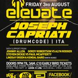 Paul McCafferty & Steven Dickie @ Elevate, Chambre69, Glasgow 03.08.12 (Rerecorded)