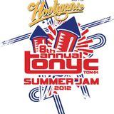 CompleteJ @ The 8th Annual Tonyc Summer Jam