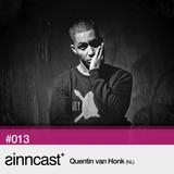 sinncast* #013 - Quentin van Honk (NL)