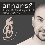 Ilir Soleil - Live @ Izakaya Koi, Malmö 2014-12-06