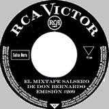 El Mixtape Salsero de Don Bernardo - Emisión #209