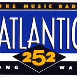 Atlantic 252 1989 - September 2 (second day on air) - Charlie Wolf goes legal