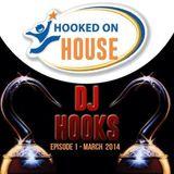 HOOKED ON HOUSE EPISODE 1-DJ HOOKS EDM HOUSE DEMO MIX FOR BEEZO RADIO LAS VEGAS NEVADA