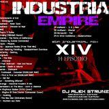 Dj Alex Strunz @ Industrial Empire XIV SET EBM & Fusions - (14 EPISODIO) - 09-12-2016