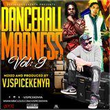 Dancehall Madness Vol 9-VjSpiceKenya