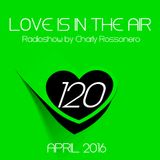LOVES # 120 BY CHARLY ROSSONERO (April 2016)