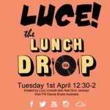 Tues 2014-04-01 The Lunch Drop (Kiss Fm Dance Music Australia) Dion Jackson
