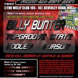 DJ PURSUIT + MC'S L.T & 3 STYLE escape's 1'st bday 21-09-07