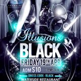 Retro Jay Live @ Illusions Black Main Room April 19th