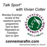 Connemara Community Radio  - 'Talk Sport' - 12march2018