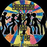 Supermix Of The 70's - Mixed By Paul Steman 292 Tracks In Ruim 5 Uur!