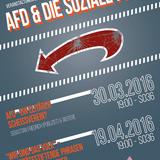 Infoveranstaltung am 30.03.2016: AfD - Ein elitärer Scheißverein?