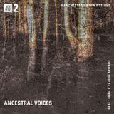 Ancestral Voices - 23rd July 2017