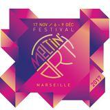 Cultive Ton Mars S04 E02 spécial MELTIN ART avec Gilles Peterson, Siska, Pink No Color & Fuzzy Logic